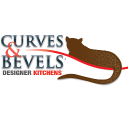 Curves and Bevels Designer Kitchens logo