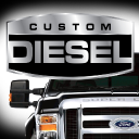 Custom Diesel, Inc. logo