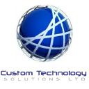 Custom Technology Solutions logo