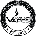 Custom Vapes Uk logo icon