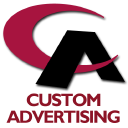 Custom Advertising, Inc. logo