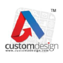 Custom A Design LLC logo