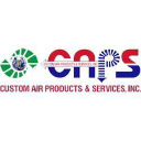 Custom Air Products & Services, Inc. logo