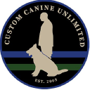 Custom Canine Unlimited, LLC logo