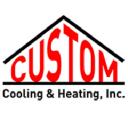 Custom Cooling & Heating, INC logo
