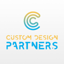 Custom Design Partners Logo