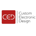 Custom Electronic Design Ltd logo