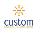 Custom Home Health, Inc. logo