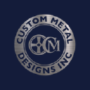 Custom Metal Designs, Inc. logo