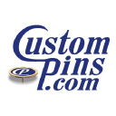 Custom Pins, Inc logo