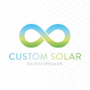 Custom Solar LTD logo