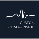 Custom Sound and Vision Ltd logo