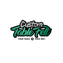 CustomTableFelt.com logo