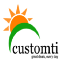 Customti.com logo