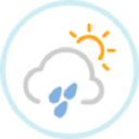 CustomWeather, Inc. logo
