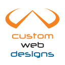 CustomWebDesigns.biz logo