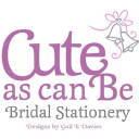 Cute As Can Be Stationery logo