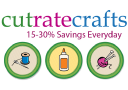 Cut Rate Crafts logo icon
