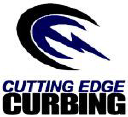 Cutting Edge Curbing Sand and Rock logo