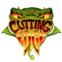 Cutting Edge Haunted House logo icon