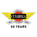 Cuyahoga Valley Scenic Railroad logo icon