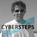 Cybersteps.org, Web Programming, Internet Consulting and Design logo