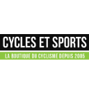 Cycles Et Sports logo icon