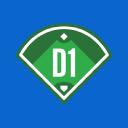 D1 Baseball logo icon