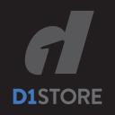D1 Store logo icon
