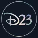 D23 logo icon
