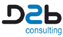 D2b Consulting logo icon