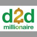 D2 D Millionaire logo icon