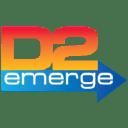 D2 Emerge logo icon