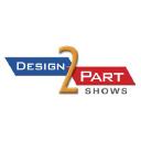 Design 2 Part Shows logo icon
