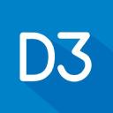 D3 Corp logo icon