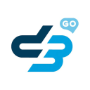 D3 Go! logo icon