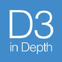 D3 In Depth logo icon