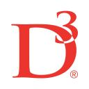 D3 Led logo icon