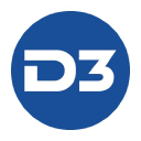 D3 Security logo icon