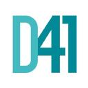 d41.org logo icon