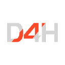 D4 H logo icon