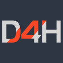 D4 H Technologies logo icon
