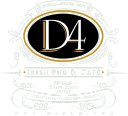 D4 Irish Pub & Cafe logo icon