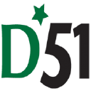 School District 51 logo icon