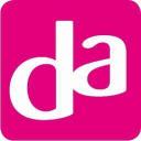 da.nl logo icon