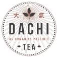 Dachi Tea Co. Logo