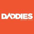 Daddies Board Shop Logo