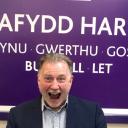 Dafydd Hardy logo icon