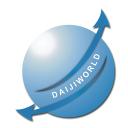 D A I J I W O R L D logo icon