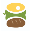 Daily Bread Food Bank logo icon